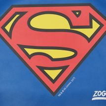 Zoggs Kids' Silicone Cap - Blue, 1671140