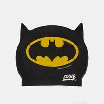 قبعة السباحة باتمان 3-دي سيليكون من زوجز للاطفال