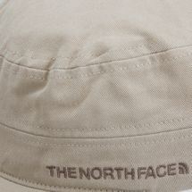The North Face Logo Military Hat - Beige, 1473012