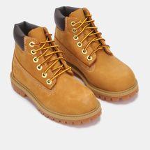 """Timberland Kids' 6"""" Premium Waterproof Boot, 199247"""