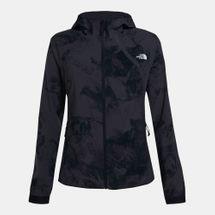The North Face Women's Varuna Printed Wind Jacket