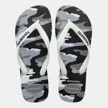 Havaianas Men's Top Camo Flip Flops