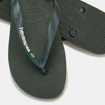 Havaianas Brasil Logo Flip Flops, 1595668