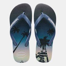 Havaianas Men's Hype Flip Flops Blue