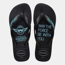 Havaianas Men's Star Wars Flip Flops Blue