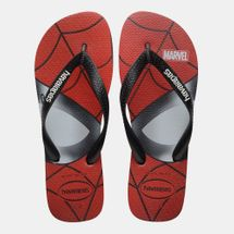 Havaianas Men's Top Marvel Spiderman Flip Flops