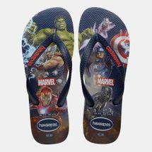 Havaianas Men's Top Marvel Avengers Flip Flops