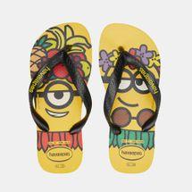 Havaianas Kids' Minions Flip Flops (Older Kids)