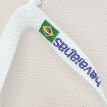 Havaianas Kids' Brasil Logo Flip Flops, 413599
