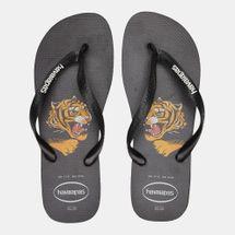 Havaianas Men's Top Wild Flip Flops