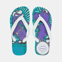 Havaianas Kids' Slim Logo Flip Flops (Older Kids), 1595679