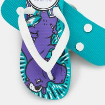 Havaianas Kids' Slim Logo Flip Flops (Older Kids), 1595680