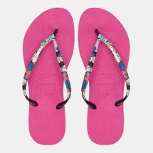 Havaianas Women's Slim Strapped Flip Flops