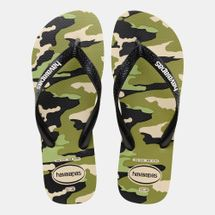 Havaianas Kids' Top Camo Flip Flops (Older Kids)