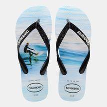 Havaianas Men's Hype Flip Flops White