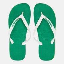 Havaianas Men's Brasil Layers Flip Flops