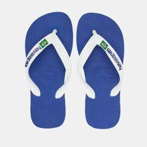 Havaianas Men's Brasil Logo Flip Flops
