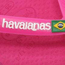 Havaianas Kids' Baby Brazil Logo Flip Flop, 196481