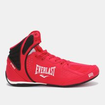 Everlast Strike Boxing Shoe Red
