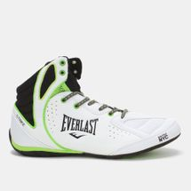 Everlast Strike Boxing Shoe White