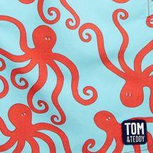 Tom & Teddy Kids' Octopus Swim Shorts, 216489
