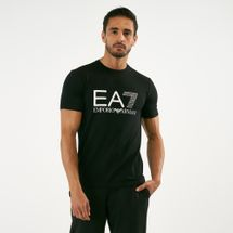 EA7 Emporio Armani Men's Logo Series T-Shirt