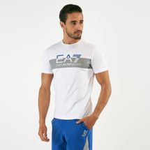 EA7 Emporio Armani Men's Training 7 Colours T-Shirt