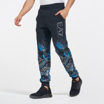 EA7 Emporio Armani Men's Train Visibility Coft Graphic Pants