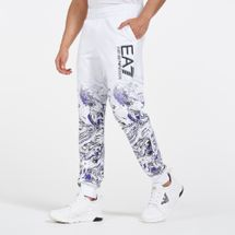 EA7 Emporio Armani Men's Train Visibility Graphic Pants