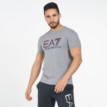 EA7 Emporio Armani Men's Training Logo Series T-Shirt