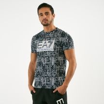 EA7 Emporio Armani Men's Train Visibility T-Shirt
