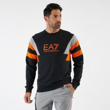 EA7 Emporio Armani Men's 7 Colour Sweatshirt