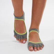 ToeSox Half Toe Plie Socks