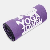 YogaRat Yoga Mat Towel - Purple, 944248
