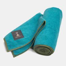منشفة حصيرة اليوغا الساخنة من يوغا رات
