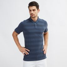 Nike Golf Zonal Cooling Momentum Polo Striped T-Shirt