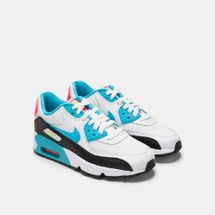 Nike Kids' Air Max 90 Mesh (Grade School) Shoe, 279926
