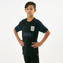 Nike Kids' Neymar Dri-FIT Football T-Shirt (Older Kids) Black