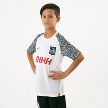Nike Kids' Neymar Dri-FIT Football T-Shirt (Older Kids), 1602232