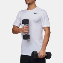 Nike Breathe Short Sleeve Training T-Shirt