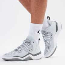 Jordan DNA LX Basketball Shoe Grey