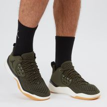 Jordan DNA LX Basketball Shoe Green