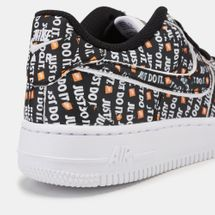 Nike Kids' Air Force 1 JDI Low Shoe, 1226048