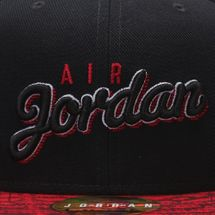 Jordan Air Jordan Seasonal Print Snapback Cap - Black, 260463