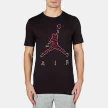 Jordan Air Jordan Burnout T-Shirt Black