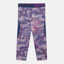 Nike Kids' Pro Hypercool Capri Leggings