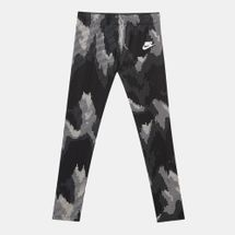 Nike Kids' Sportswear Favourite All Over Print Leggings