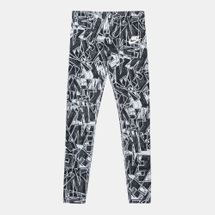 Nike Kids' Sportswear Printed Tights