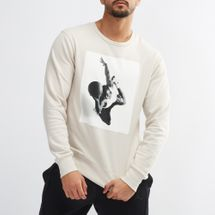 Jordan Air Jordan Legend Flight Lite Crew Basketball Sweatshirt