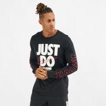 Nike Sportswear Just Do it Long Sleeve T-Shirt